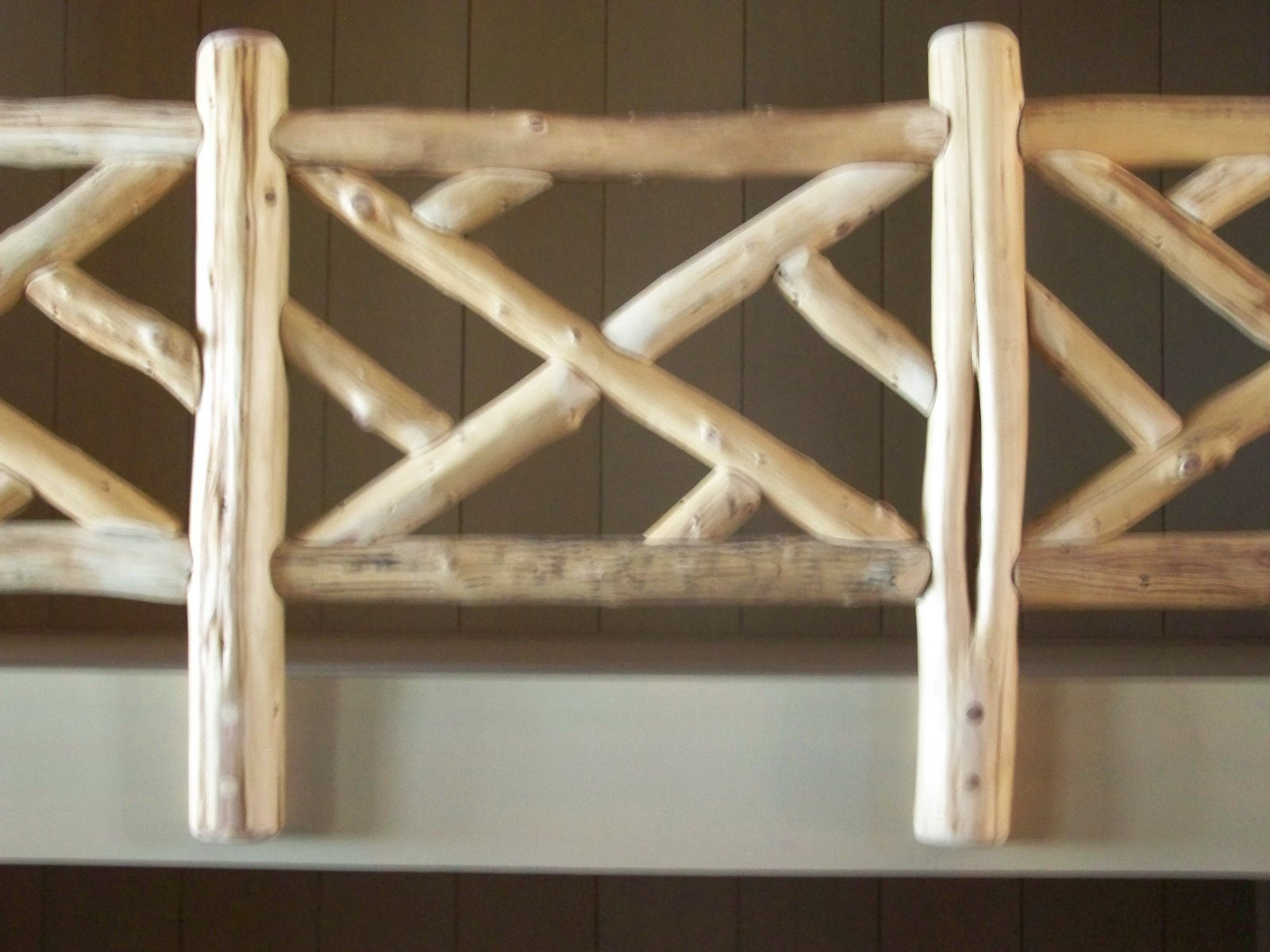bunk bed close up